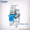 Hot sale FWSC-150 single head automatic embroidery machine cap embroidery machine price