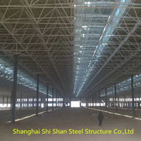 Particularly Large Span Steel Structure Grid