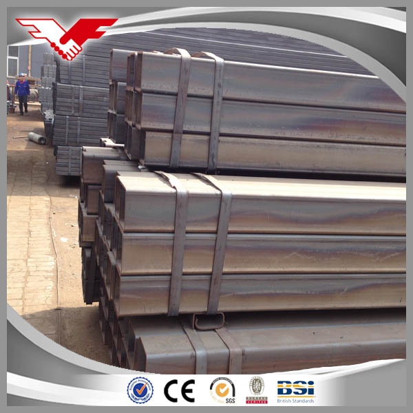 ERW hollow structural carbon steel pipe price