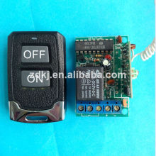 hot style wireless remote motor control switch