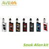 Stock supply by Ave40 SMOK 220w Alien box mod Kit with Alien 220w mod TFV8 baby tank kit
