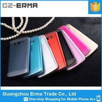2 IN 1 Aluminum Metal Back Cover Case for Samsung Galaxy Grand 2 G7106