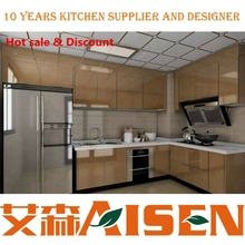 Economic high quality China export modular kitchen