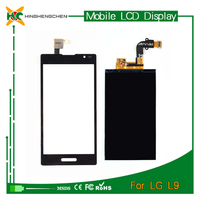 My phone lcd touch screen For LG Optimus L9 LCD With Touch Digitizer Assembly