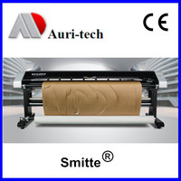 smitte vertical inkjet and cutting plotter for garment,bag,shoes, mimaki cutting plotter