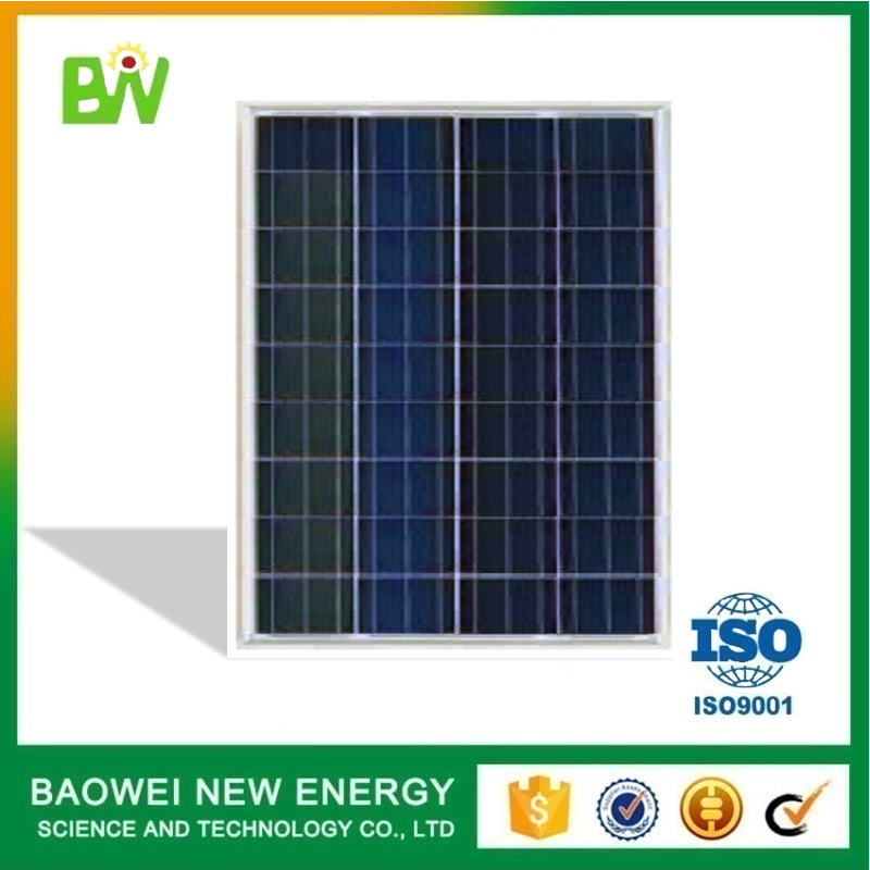 Power pv module durable 36cells 85w solar panel
