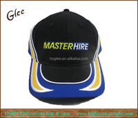 Promotional Brushed Cotton Qualified Golf Cap Baseball Cap