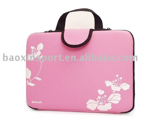 Neoprene laptop sleeve/bag/case