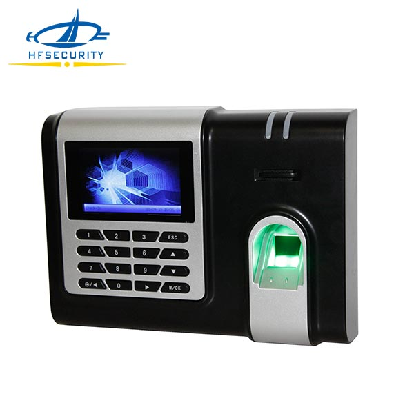 HF-X628 New Arrival Free Software And Free SDK Standalone Biometric Employee Attendance Machine