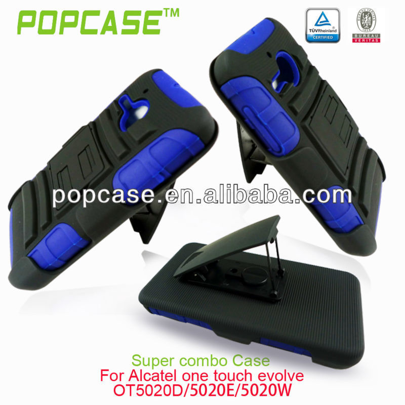 Guangzhou silicone case and cover for alcatel one touch m pop