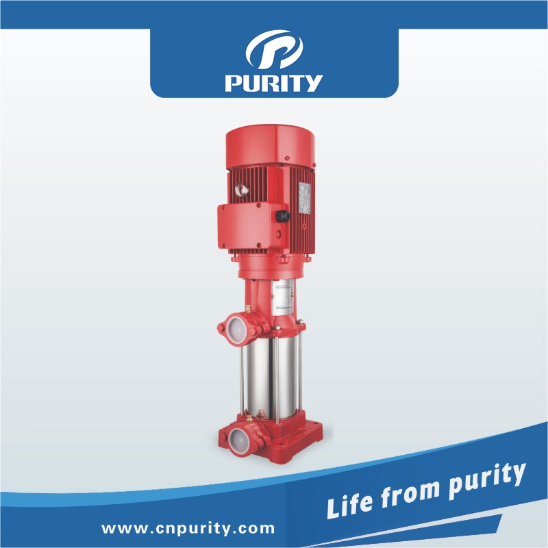 PV Jockey pump for fire fighting
