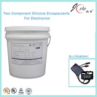 Non-TOXIC thermal conductivity sealant for solar panel bonding for electronic