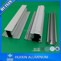 Angola market 6000 serie grade T3-T8 triangle aluminum alloy window frame extrusion
