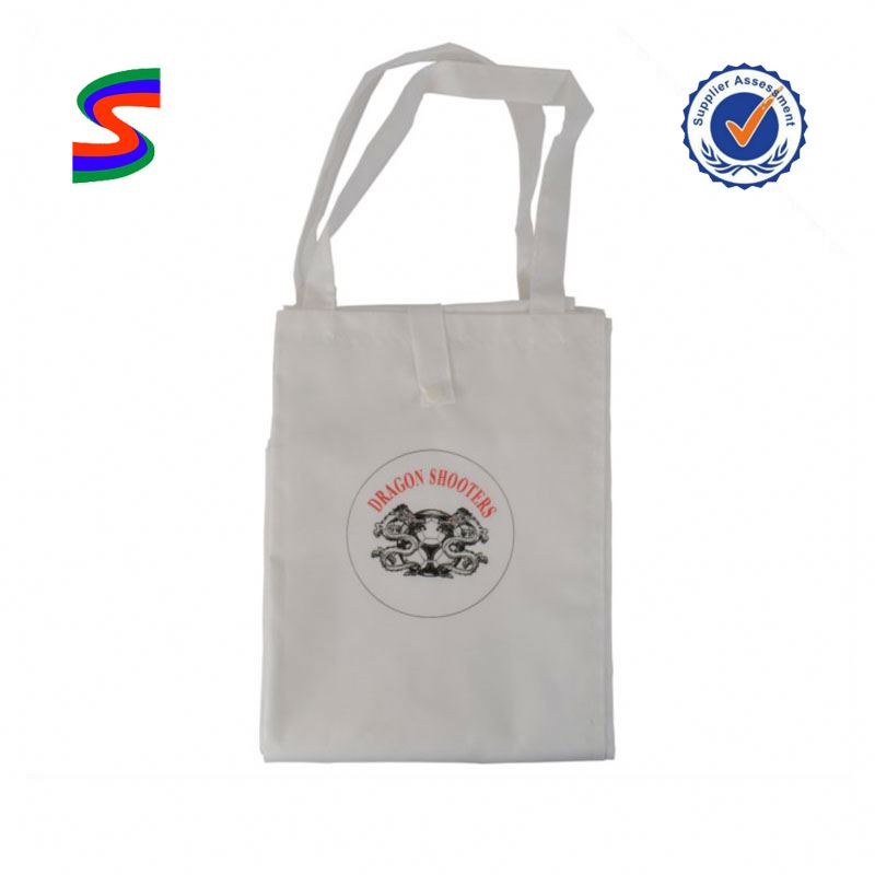 Pla Foldable Nonwoven Bag Foldable Shopping Bag With Fruit Shape
