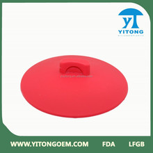 Beautiful customized pure silicone mug cup cover