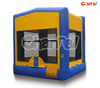 Commercial cheap inflatable Blue & Yellow Mini Module bouncer for sale