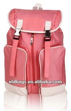 2013 Fashion cute canvas backpack for girls