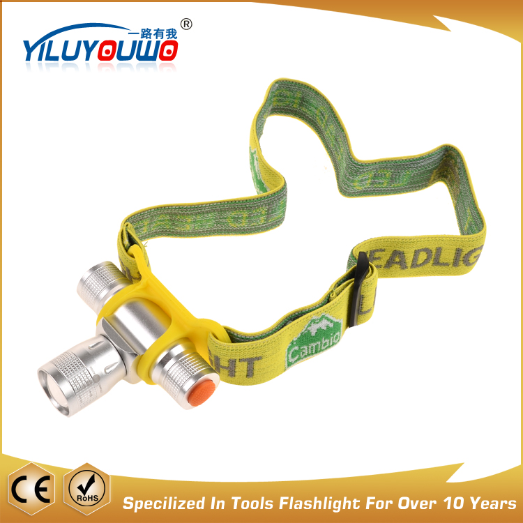 Professional Camping led headlight /Working head lamp