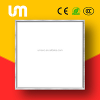 slim sliver 60x60 30W SMD2835 led ceiling panel light led panel light surface mounted square flat panel light