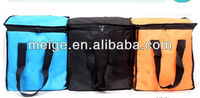 insulated cooler bag/hot stylecooler bag/collapsible wine bottle cooler bag