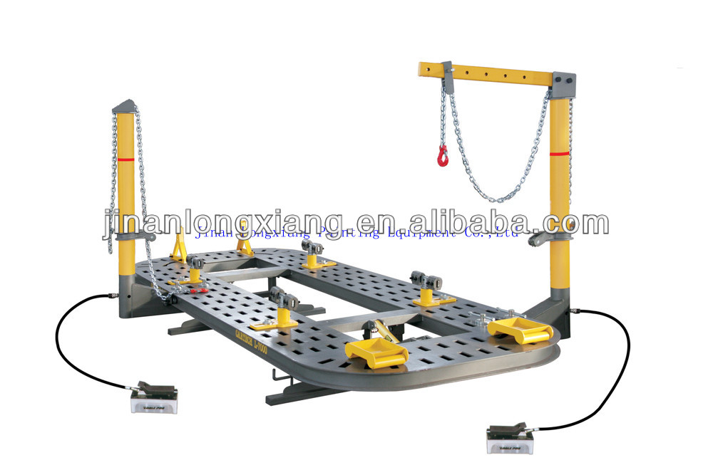 Chassis Straightening Garage Workbench car body collision bench frame machine