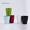 Mini solar air conditioner plastic garden pots