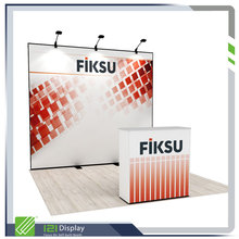 Aluminum portable display backdrop wall for 3x2.4m