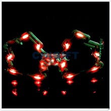 Christmas Decoration Christmas Tree Shaped Lighted Sunglasses