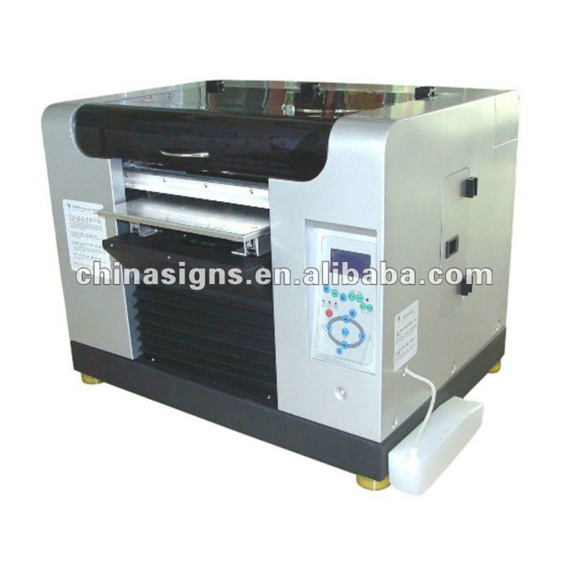 Flatbed Printer 6-Color A3+ Size (329x480mm) (ECO Ink with Coating)