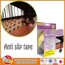 plastic adhesive strips anti-slip strip tape for stairs