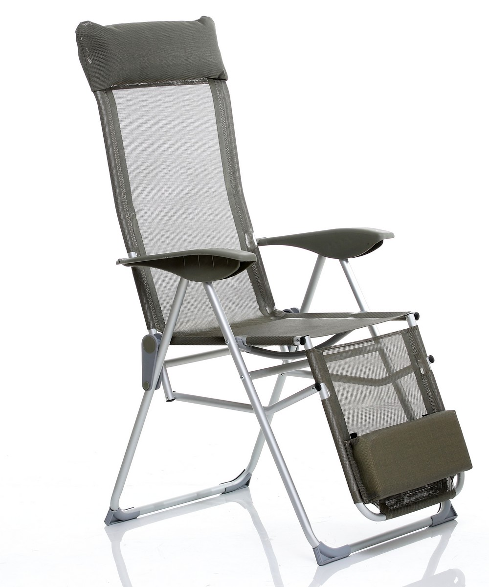 Aluminum Folding Chair Beach Chair Camping Chair Outdoor Furning Sun Lounger
