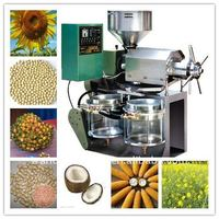 soybean oil presser/ expeller/ extruder machines