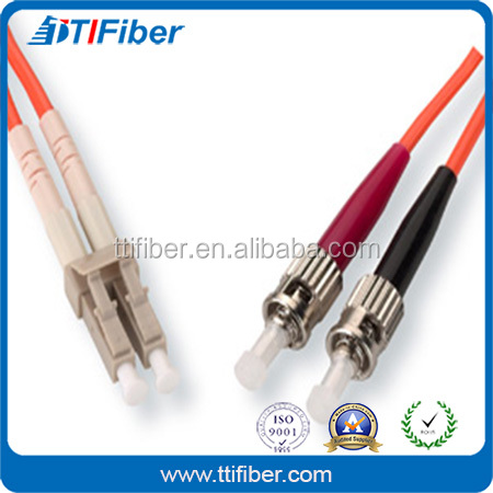 5M Multimode Duplex LC-FC Connector Optic Fiber Patch Cord Cable