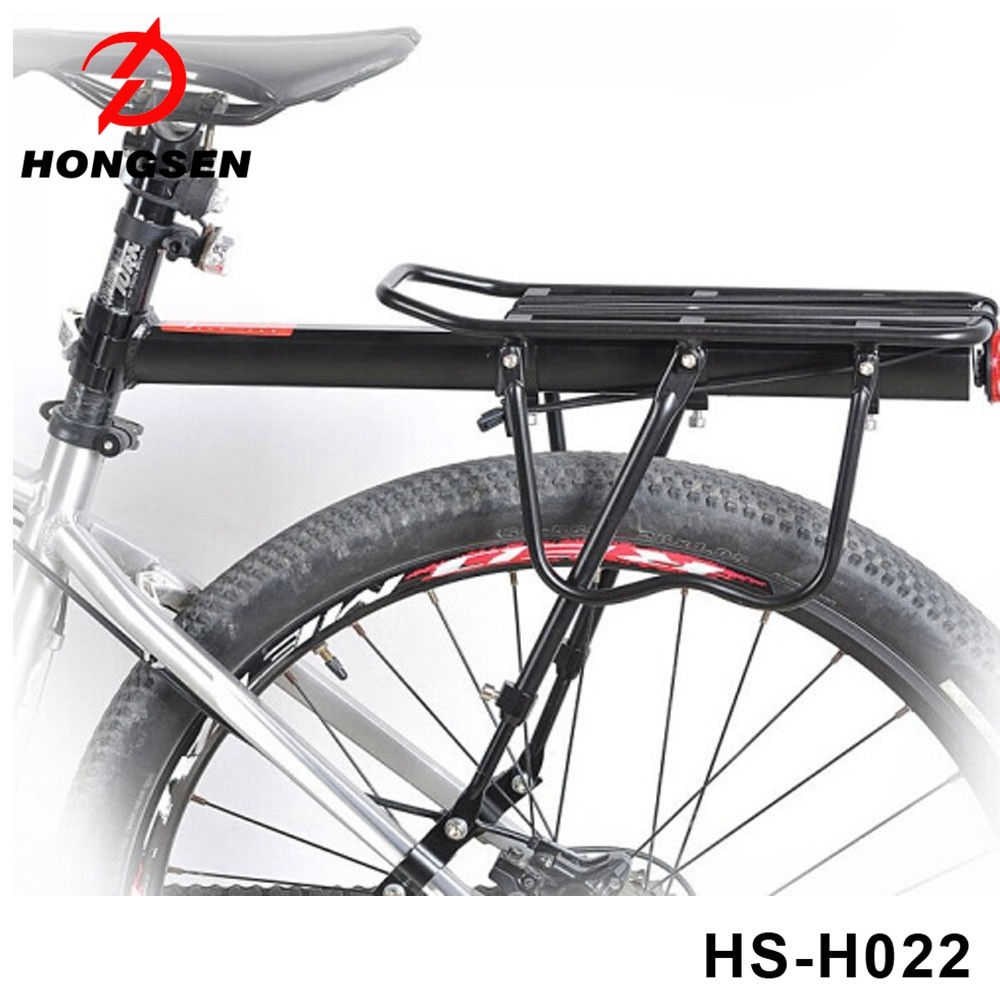 Hot Sale China Manufacture Adjustable Bicycle Luggage Carrier Cargo Bike Rear Carrier