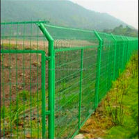 pvc coated 1x1 wire mesh fencing