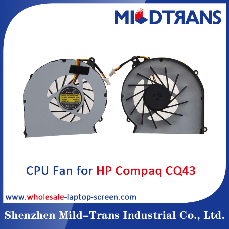 New Replacement Notebook CPU Cooling Fan For HP CQ43 CQ57 430 431 435 436