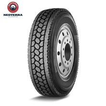 Low profile 295/75R22.5 TBR truck tyre with SMARTWAY certificate, Drive pattern for US market,mileage 100,000miles