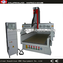 2014 Hot selling HN1325 Wood CNC Router for foam sculpture 3d models