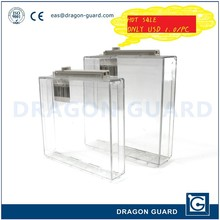 Dragon Guard S017 One CD Safer eas AM/ RF/ EM anti theft Adjustable Safers Double CD Safer Box