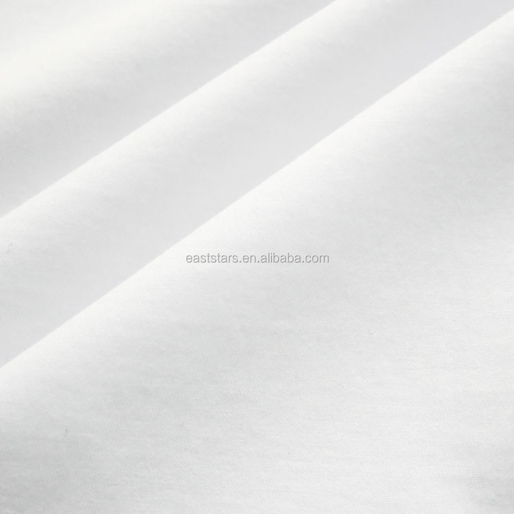 Wholesale 40x40 133x100 down proof white cotton