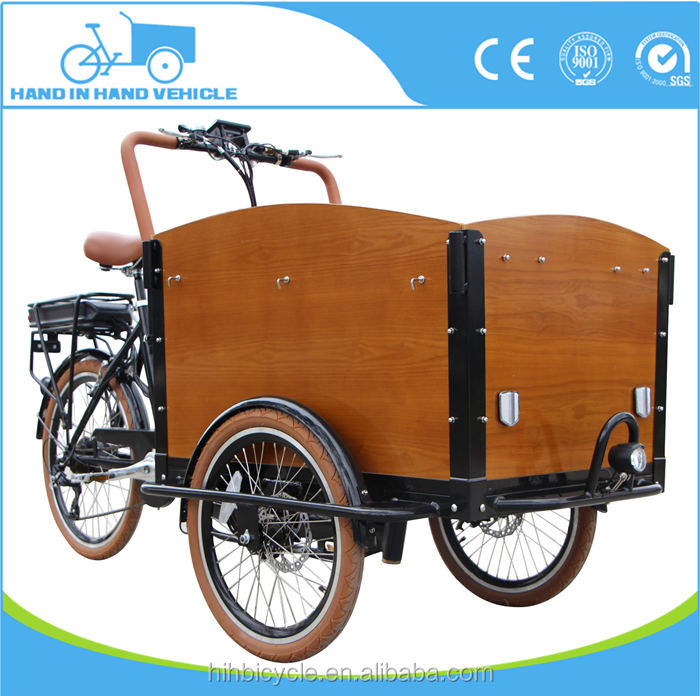 bajaj three wheeler price 250W adult cargo tricycle scooter for sale