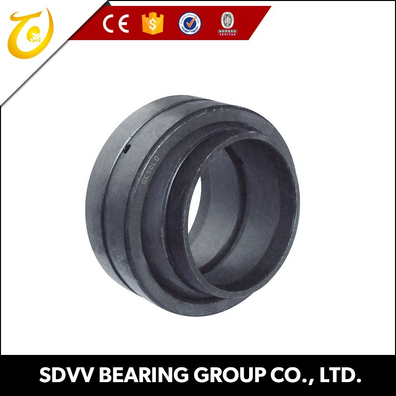 Wholesales Radial spherical plain bearing ball joint rod end bearing GE70D02RS 70x150x49mm