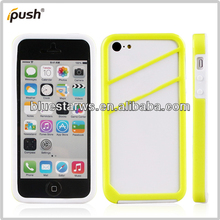 2013 New Case 2 in 1 Hybrid Case TPU And PC Accessories Cell Phone Case For Iphone 5C