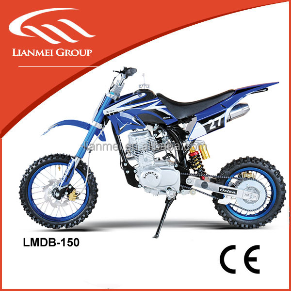 pit bike 150 dirt bike WITH CE approved