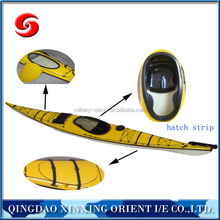 ocean kayak with paddle fishing kayak wholesale fiberglass kayak/canoe