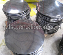 Cold Rolled Ddq Stainless Steel Circle