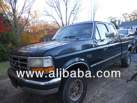 1994 Ford F150 XLT, 4WD, A/T, LHD