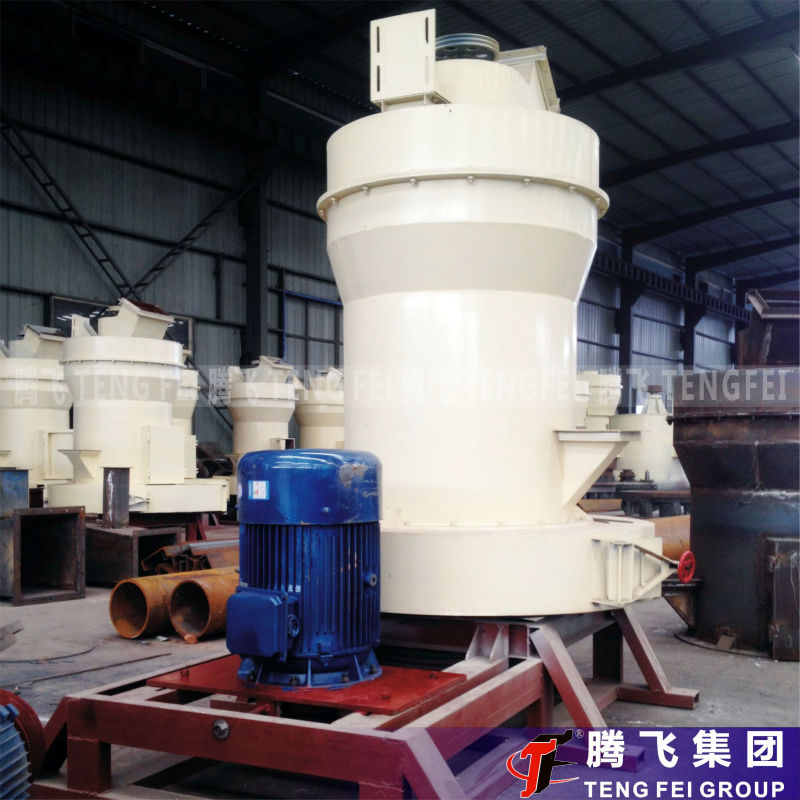 Low Pollution Raymond Mill for Limestone Calcite Barite Dolomite