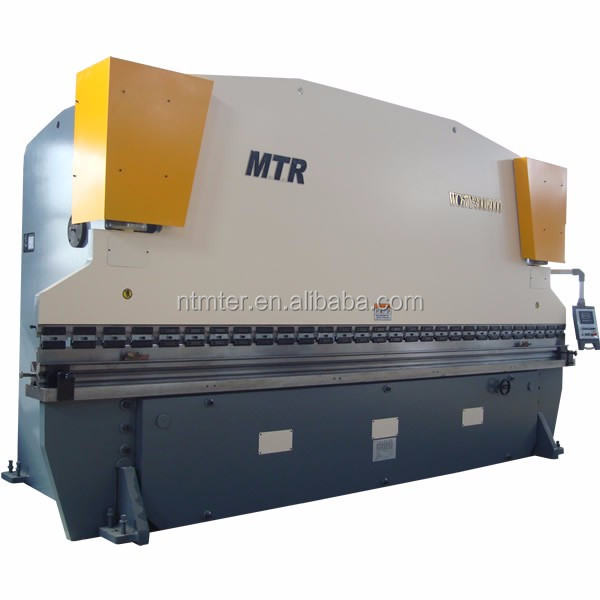 MTR WC67Y - 300 /4000 hydraulic metal plate equipment for press brake machine