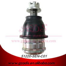 FOR GD1/FIT METAL LOWER SMALL SUSPENSION BALL JOINT FOR HONDA CARS OEM: 51220-S84-A02